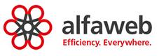 Alfaweb ERP Logo